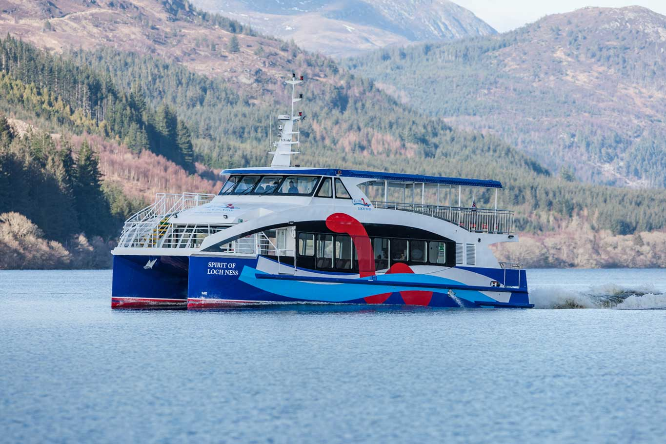 Spirit of Loch Ness