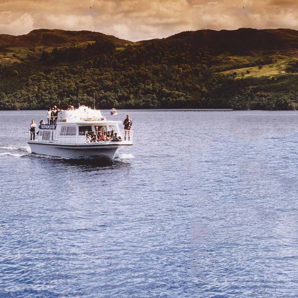 A new boat named Caledonian Queen which replaced the Pentland Spray